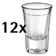 Shot glas, Junior,35 ml, streg